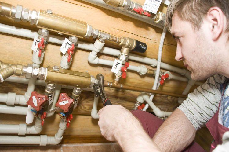 installation de plomberie