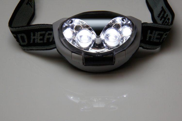lampe-frontale