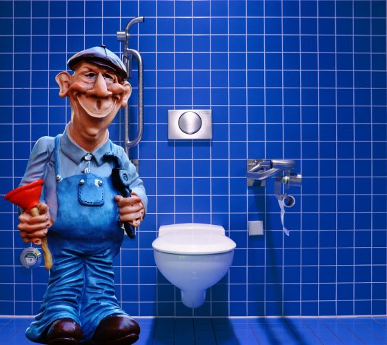 plombier-wc-bouchés