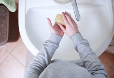 pression lavabo